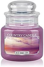 """Voňavky, Parfémy, kozmetika Vonná sviečka """"Sny""""(Tuba) - Country Candle Daydreams"""