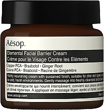 Voňavky, Parfémy, kozmetika Krém na tvár - Aesop Elemental Facial Barrier Cream