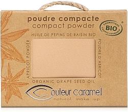 Voňavky, Parfémy, kozmetika Kompaktný púder - Couleur Caramel Poudre Compacte