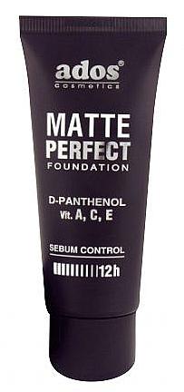 Zmatňujúci make-up - Ados Matte Perfect Foundation