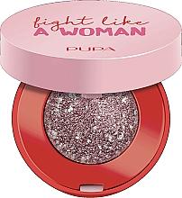 Voňavky, Parfémy, kozmetika Očný tieň - Pupa Fight A Like Woman Dual Chrome Eyeshadow