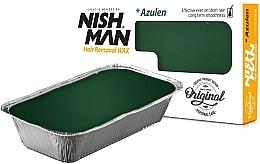 Voňavky, Parfémy, kozmetika Vosk na depiláciu - Nishman Hair Removal Wax Azulen
