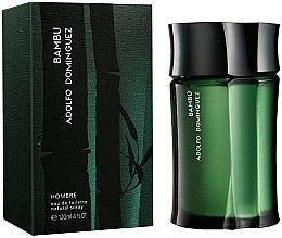 Voňavky, Parfémy, kozmetika Adolfo Dominguez Bambu - Toaletná voda