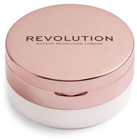 Sypký púder - Makeup Revolution Conceal & Fix Setting Powder