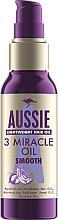 Voňavky, Parfémy, kozmetika Olej na vlasy - Aussie 3 Miracle Smooth Oil