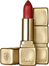 Voňavky, Parfémy, kozmetika Matný rúž - Guerlain KissKiss Matte Lipstick