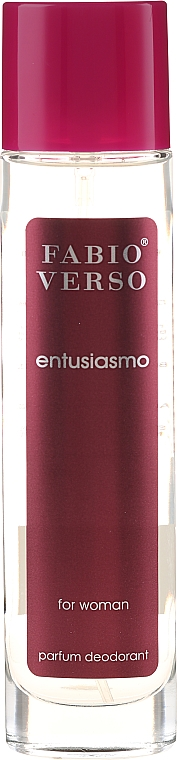 Bi-Es Fabio Verso Entusiasmo - Deodorant sprej