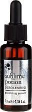 Voňavky, Parfémy, kozmetika Upokojujúce sérum s Aloe Vera extraktom a slnečnicovým olejom - Allwaves Sublime Potion Soothing Serum