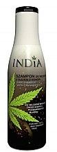 Voňavky, Parfémy, kozmetika Konopný olejový šampón na vlasy - India