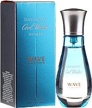 Voňavky, Parfémy, kozmetika Davidoff Cool Water Wave Woman 2018 - Toaletná voda