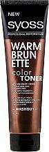 Voňavky, Parfémy, kozmetika Tónovacia farba na vlasy - Syoss Color Toner