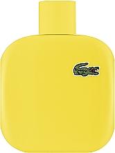 Voňavky, Parfémy, kozmetika Lacoste Eau de Lacoste L.12.12 Yellow (Jaune) - Toaletná voda