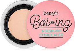 Voňavky, Parfémy, kozmetika Maskujúci korektor na tvár - Benefit Boi-Ing Airbrush Concealer