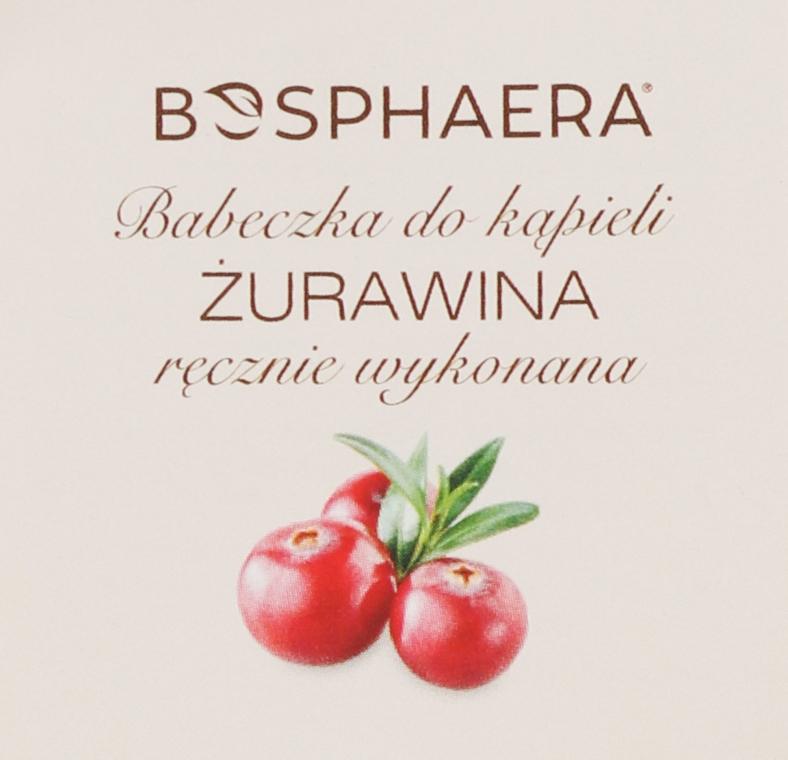 """Kúpeľová bomba """"Brusnica"""" - Bosphaera"""