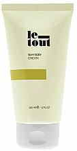 Voňavky, Parfémy, kozmetika Hydratačný krém na telo - Le Tout Silky Body Cream