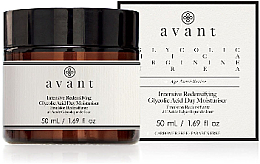 Voňavky, Parfémy, kozmetika Intenzívny hydratačný denný krém s kyselinou glykolovou - Avant Intensive Redensifying Glycolic Acid Day Moisturiser