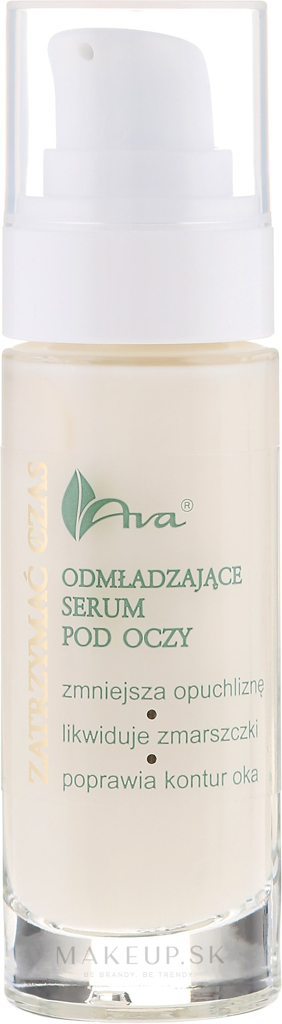 Očné sérum - Ava Laboratorium Stop Time Eye Contour Serum — Obrázky 30 ml