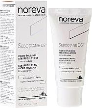 "Voňavky, Parfémy, kozmetika Emulzia ""mikroregulačná"" - Noreva Sebodiane DS Sebum-Regulating Micro-Emulsion"