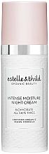 Voňavky, Parfémy, kozmetika Nočný krém s intenzívnou hydratáciou - Estelle & Thild BioHydrate Intense Moisture Night Cream