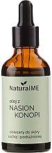 Voňavky, Parfémy, kozmetika Olej z konopného semena - NaturalME