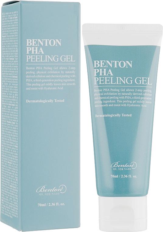 Peelingový gél s kyselinou laktobiónovou - Benton PHA Peeling Gel