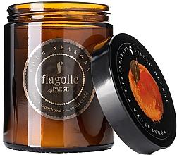 """Voňavky, Parfémy, kozmetika Vonná sviečka v pohári """"Pomaranč s korením"""" - Flagolie Fragranced Candle Spiced Orange"""