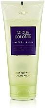 Voňavky, Parfémy, kozmetika Maurer & Wirtz 4711 Acqua Colonia Saffron & Iris - Sprchový gél