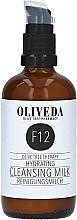 Voňavky, Parfémy, kozmetika Čistiace hydratačné mlieko - Oliveda F12 Cleansing Milk Hydrating