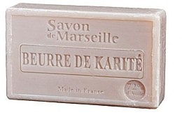 "Voňavky, Parfémy, kozmetika Prírodné mydlo ""Bambucké maslo"" - Le Chatelard 1802 Shea Butter Soap"