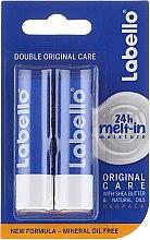 Voňavky, Parfémy, kozmetika Sada - Labello Classic Care Balm Set (balm/2x4.8g)