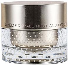 Voňavky, Parfémy, kozmetika Anti-age krém na krk a dekolt - Orlane Creme Royale Neck and Decollete