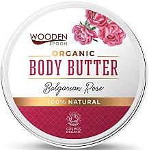 """Voňavky, Parfémy, kozmetika Maslo na telo """"Bulharská ruža"""" - Wooden Spoon Bulgarian Rose Body Butter"""