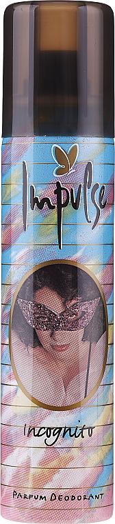 Dezodorant v spreji na telo - Impulse Incognito Deodorant Spray