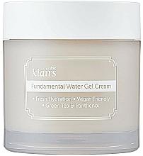 Voňavky, Parfémy, kozmetika Antioxidačný pleťový gél - Klairs Fundamental Watery Gel Cream