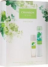 Voňavky, Parfémy, kozmetika Chanson D'eau Original - Sada (deo/spray/75ml + deo/200ml)