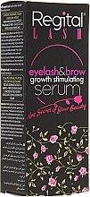 Voňavky, Parfémy, kozmetika Sérum na rast rias a obočia - Regital Lash Eyelash & Brow Growth Stimulating Serum