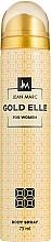 Voňavky, Parfémy, kozmetika Jean Marc Gold Elle - Dezodorant