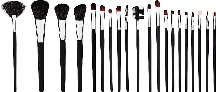 Sada štetcov na make-up, RA 00211 - Ronney Professional Cosmetic Make Up Brush Set — Obrázky N1