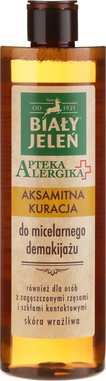 Odstraňovač make-upu - Bialy Jelen Apteka Alergika