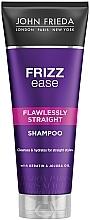 Voňavky, Parfémy, kozmetika Šampón na vyrovnanie vlnitých, kučeravých a nepoddajných vlasov - John Frieda Frizz-Ease Flawlessly Straight Shampoo