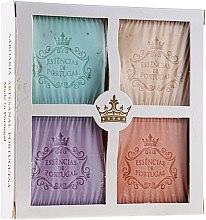 Voňavky, Parfémy, kozmetika Sada - Essencias De Portugal Aromas Collection (soap/4x80g)