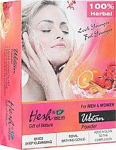 Voňavky, Parfémy, kozmetika Práškový čistiaci prostriedok - Hesh Ubtan Powder