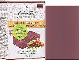 Voňavky, Parfémy, kozmetika Mydlo s tamarindovým extraktom - Sabai Thai Herbal Tamrind Soap
