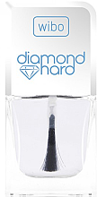 Voňavky, Parfémy, kozmetika Kondicionér na nechty spevňujúci - Wibo Diamond Hard