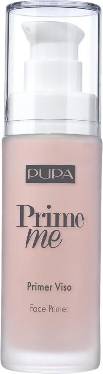 Primer na zdokonalenie pokožky tváre - Pupa Prime Me Perfecting Face Primer