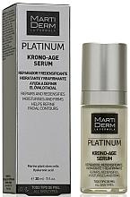 Voňavky, Parfémy, kozmetika Sérum na tvár - MartiDerm Platinum Krono-Age Serum
