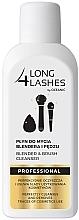 Voňavky, Parfémy, kozmetika Tekutina na čistenie beautyblenderu a štetcov - Long4Lashes Blender and Brash Cleanser