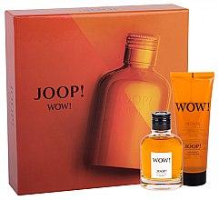 Voňavky, Parfémy, kozmetika Joop! Wow! - Sada (edt/60ml+sh/gel/75ml)