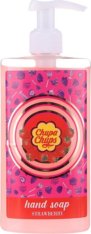 "Mydlo na ruky ""Jahoda"" - Bi-es Chupa Chups Strawberry Hand Soap"