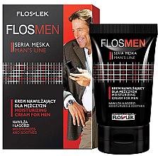 Voňavky, Parfémy, kozmetika Hydratačný krém na tvár pre mužov - Floslek Flosmen Moisturizing Cream For Men